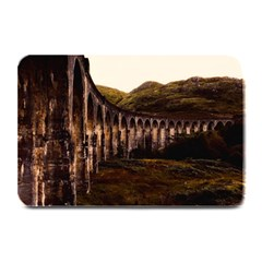Viaduct Structure Landmark Historic Plate Mats by BangZart