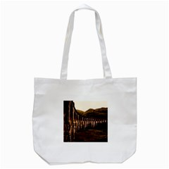 Viaduct Structure Landmark Historic Tote Bag (white)