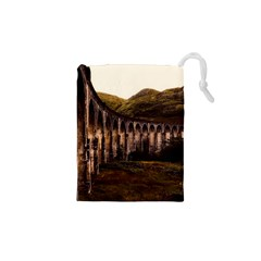 Viaduct Structure Landmark Historic Drawstring Pouches (xs)