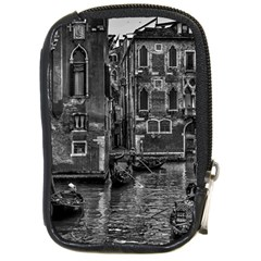 Venice Italy Gondola Boat Canal Compact Camera Cases by BangZart