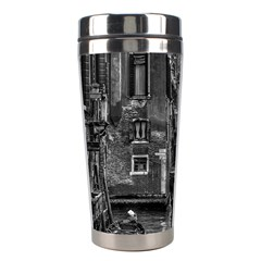 Venice Italy Gondola Boat Canal Stainless Steel Travel Tumblers by BangZart