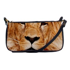 Africa African Animal Cat Close Up Shoulder Clutch Bags