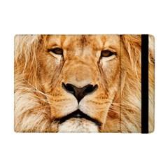 Africa African Animal Cat Close Up Apple Ipad Mini Flip Case