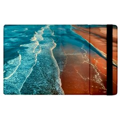 Sea Ocean Coastline Coast Sky Apple Ipad 2 Flip Case