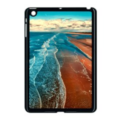 Sea Ocean Coastline Coast Sky Apple Ipad Mini Case (black)