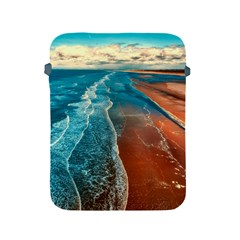Sea Ocean Coastline Coast Sky Apple Ipad 2/3/4 Protective Soft Cases