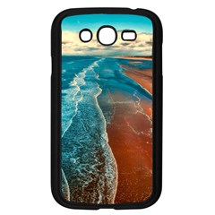 Sea Ocean Coastline Coast Sky Samsung Galaxy Grand Duos I9082 Case (black)