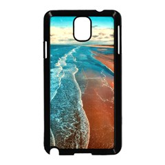 Sea Ocean Coastline Coast Sky Samsung Galaxy Note 3 Neo Hardshell Case (black)