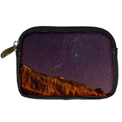 Italy Cabin Stars Milky Way Night Digital Camera Cases