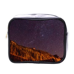 Italy Cabin Stars Milky Way Night Mini Toiletries Bags by BangZart