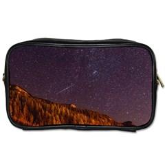 Italy Cabin Stars Milky Way Night Toiletries Bags 2 Side