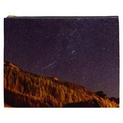 Italy Cabin Stars Milky Way Night Cosmetic Bag (xxxl)
