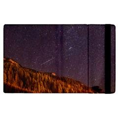 Italy Cabin Stars Milky Way Night Apple Ipad 3/4 Flip Case