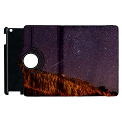Italy Cabin Stars Milky Way Night Apple Ipad 3/4 Flip 360 Case