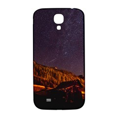 Italy Cabin Stars Milky Way Night Samsung Galaxy S4 I9500/i9505  Hardshell Back Case by BangZart