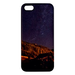 Italy Cabin Stars Milky Way Night Iphone 5s/ Se Premium Hardshell Case