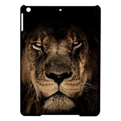 African Lion Mane Close Eyes Ipad Air Hardshell Cases