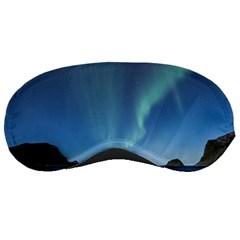 Aurora Borealis Lofoten Norway Sleeping Masks