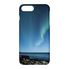 Aurora Borealis Lofoten Norway Apple Iphone 7 Plus Hardshell Case
