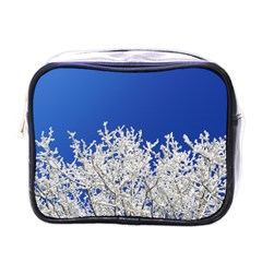 Crown Aesthetic Branches Hoarfrost Mini Toiletries Bags by BangZart