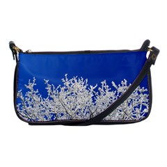 Crown Aesthetic Branches Hoarfrost Shoulder Clutch Bags