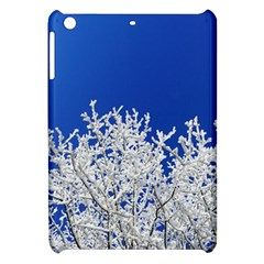 Crown Aesthetic Branches Hoarfrost Apple Ipad Mini Hardshell Case by BangZart