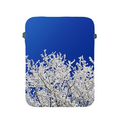 Crown Aesthetic Branches Hoarfrost Apple Ipad 2/3/4 Protective Soft Cases