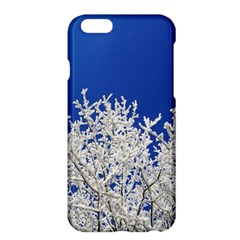 Crown Aesthetic Branches Hoarfrost Apple Iphone 6 Plus/6s Plus Hardshell Case