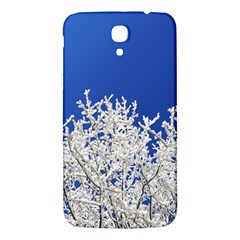 Crown Aesthetic Branches Hoarfrost Samsung Galaxy Mega I9200 Hardshell Back Case