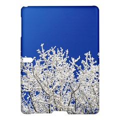 Crown Aesthetic Branches Hoarfrost Samsung Galaxy Tab S (10 5 ) Hardshell Case