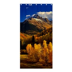 Colorado Fall Autumn Colorful Shower Curtain 36  X 72  (stall)  by BangZart