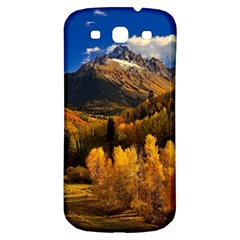 Colorado Fall Autumn Colorful Samsung Galaxy S3 S Iii Classic Hardshell Back Case