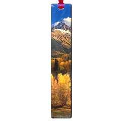 Colorado Fall Autumn Colorful Large Book Marks by BangZart