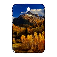 Colorado Fall Autumn Colorful Samsung Galaxy Note 8 0 N5100 Hardshell Case  by BangZart