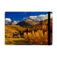 Colorado Fall Autumn Colorful Ipad Mini 2 Flip Cases
