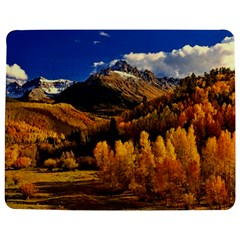 Colorado Fall Autumn Colorful Jigsaw Puzzle Photo Stand (rectangular)