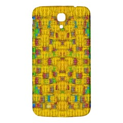 Rainbow Stars In The Golden Skyscape Samsung Galaxy Mega I9200 Hardshell Back Case by pepitasart