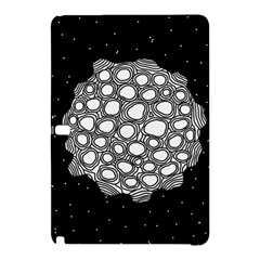 Strange Planet Samsung Galaxy Tab Pro 12 2 Hardshell Case by jumpercat