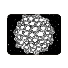 Strange Planet Double Sided Flano Blanket (mini)  by jumpercat