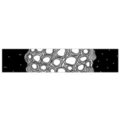 Strange Planet Small Flano Scarf by jumpercat