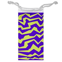 Polynoise Vibrant Royal Jewelry Bag
