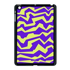 Polynoise Vibrant Royal Apple Ipad Mini Case (black) by jumpercat