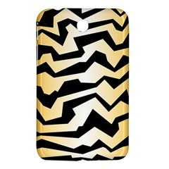 Polynoise Tiger Samsung Galaxy Tab 3 (7 ) P3200 Hardshell Case  by jumpercat