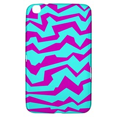 Polynoise Shock New Wave Samsung Galaxy Tab 3 (8 ) T3100 Hardshell Case  by jumpercat
