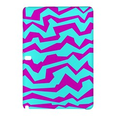 Polynoise Shock New Wave Samsung Galaxy Tab Pro 12 2 Hardshell Case by jumpercat