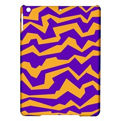Polynoise Pumpkin Ipad Air Hardshell Cases by jumpercat