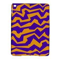 Polynoise Pumpkin Ipad Air 2 Hardshell Cases by jumpercat
