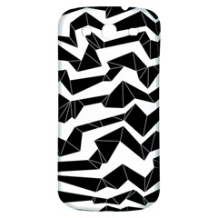 Polynoise Origami Samsung Galaxy S3 S Iii Classic Hardshell Back Case by jumpercat
