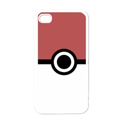Monters Hunter Apple Iphone 4 Case (white) by jumpercat