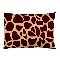 Animal Print Girraf Patterns Pillow Case (two Sides)